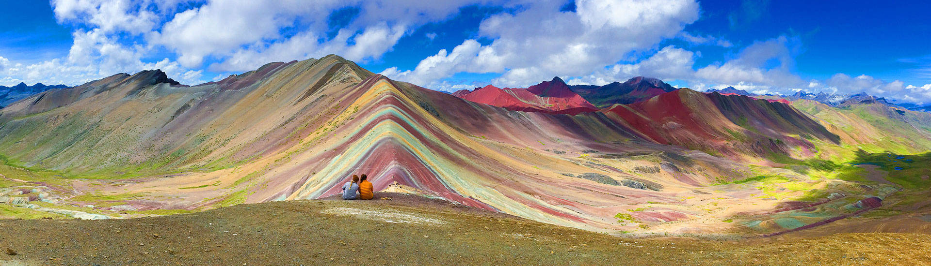 Rainbow Mountain 01 Day Tour