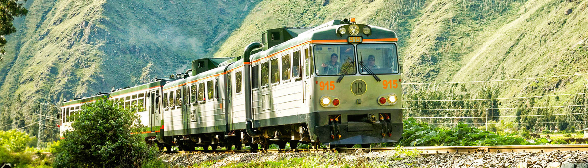 Machu Picchu by Train 01 Day Tour (Group Service)