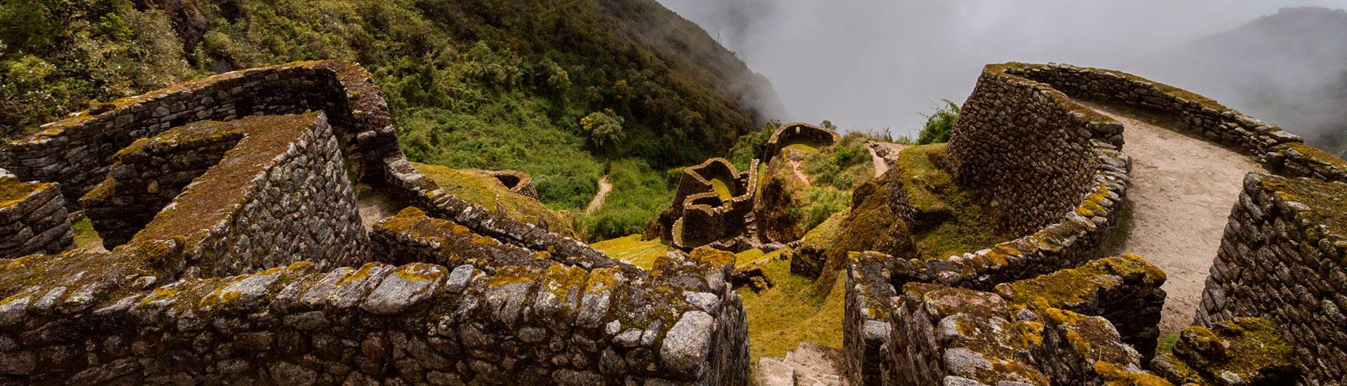 Inca Trail to Machu Picchu 04 Days / 03 Nights (Group Service)