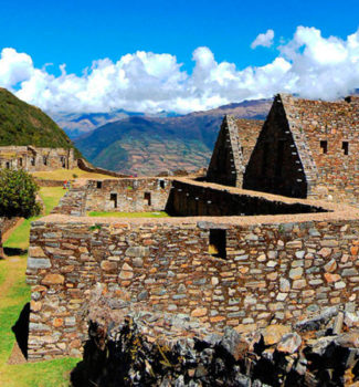 Choquequirao Trekking 04 Days / 03 Nights