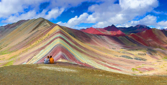 Rainbow Mountain 01 Day Tour (Group Service)