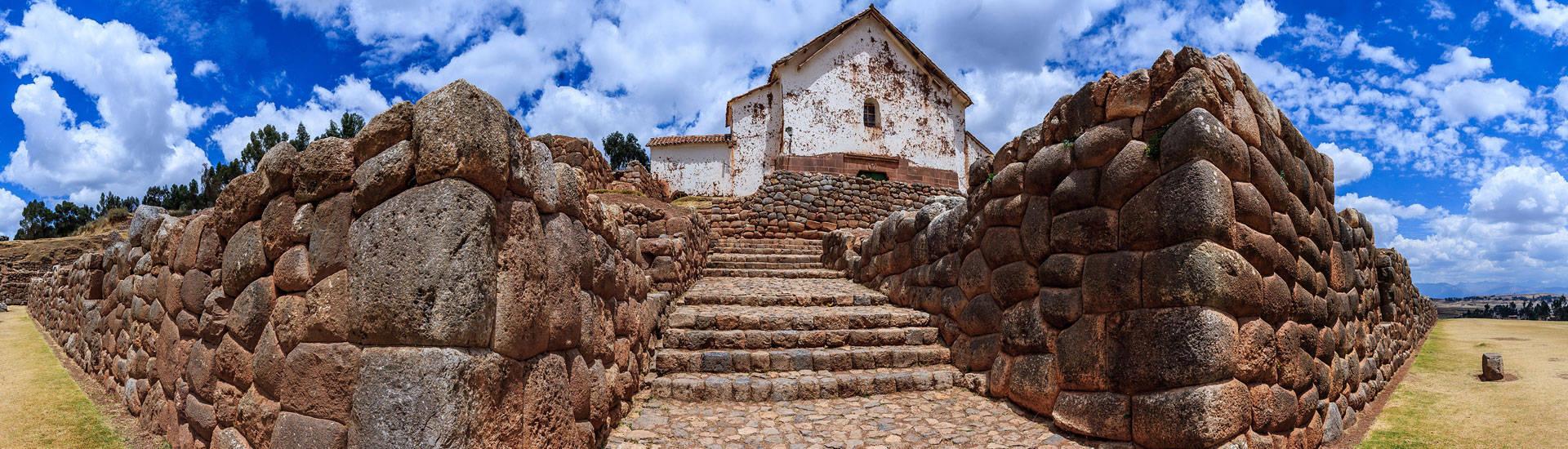 Valle Sagrado de los Incas 01 Día.