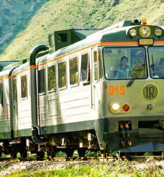 Machu Picchu 01 Día en tren (Servicio en Grupo)