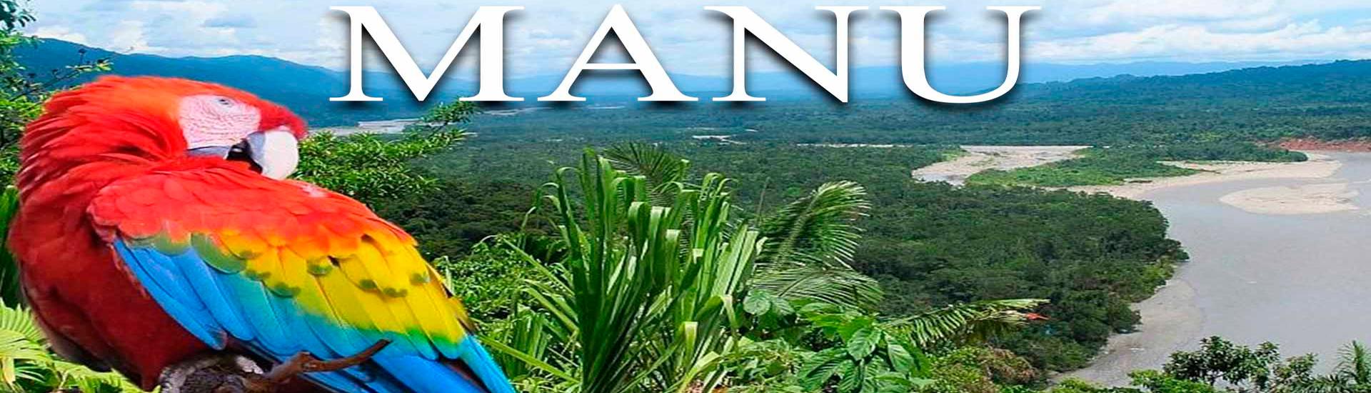 Manu National Park 05 Days / 04 Nights (Full adventure)